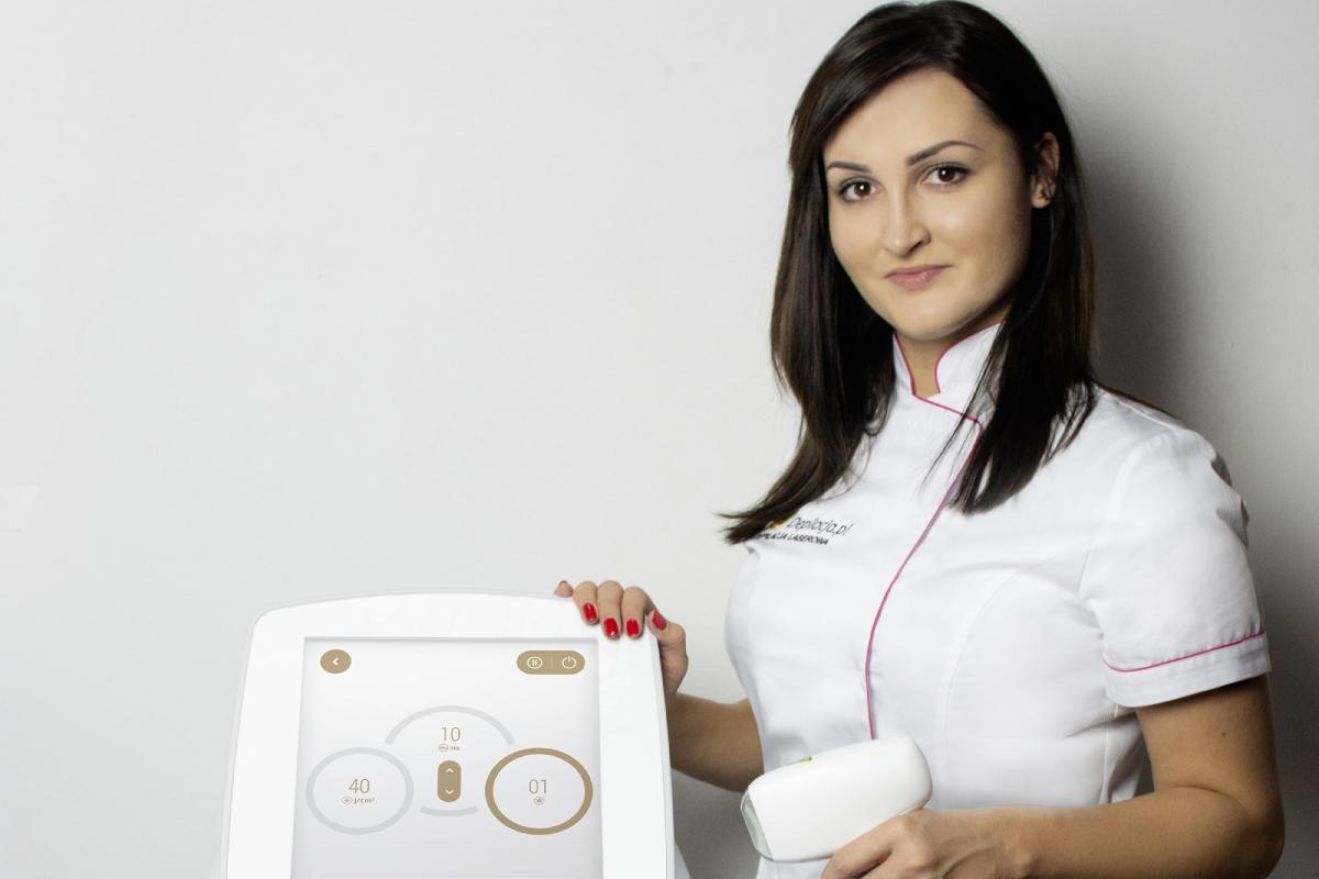 kosmetolog depilacja laserowa tychy spec3hybrid