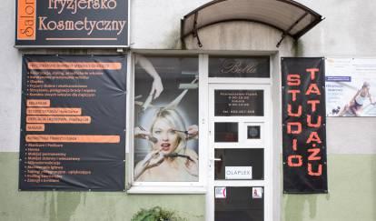salon depilacja.pl wŁodzi zzewnątrz
