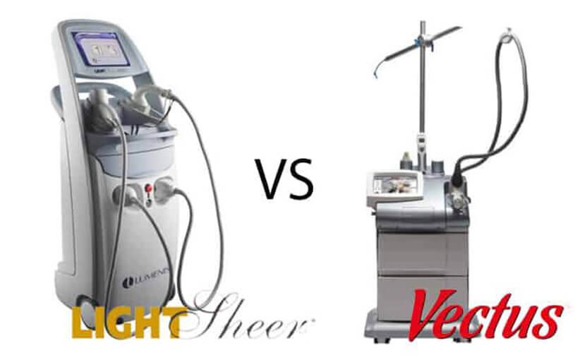Inne rodzaje Laser Light Sheer vs Vectus- który z nich jest lepszy? - Depilacja.pl SX78