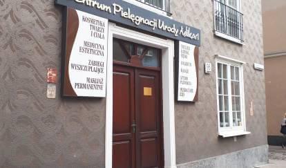 salon depilacja.pl Gdansk witryna