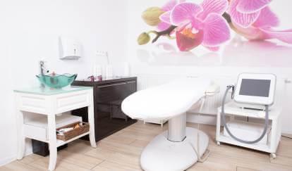 Wnętrze salonu depilacja_pl wBydgoszczy
