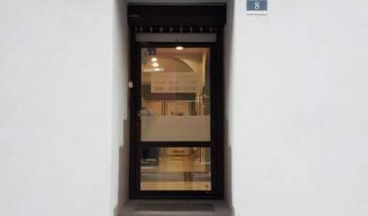 wejście do salonu depilacja.pl wGliwicach