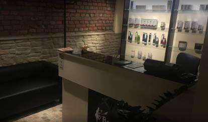 wnętrze salonu depilacja.pl wRzeszowie