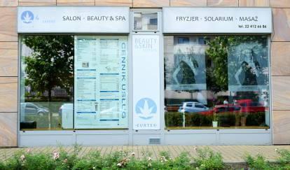 witryna salonu depilacja.pl Warszawa Wilanów
