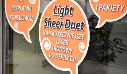salon depilacja.pl Wroclaw witryna