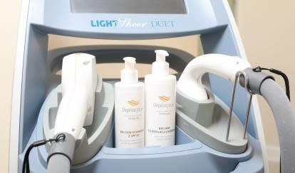 laser ikosmetyki do depilacji